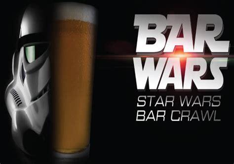 Star Wars Themed Bar Crawl