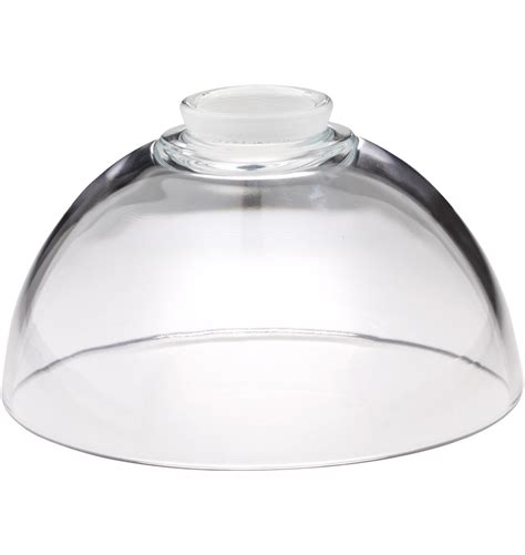 Heirloom Quality Furniture by 7 1 2in Clear Dome Shade Rejuvenation