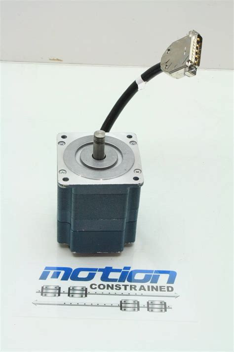 Electric Stepper Motor by Superior Electric Kmt091f07 Slo Syn Nema 34 Frame Stepper