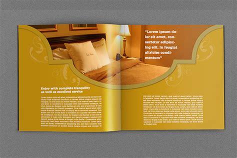 hotel brochure templates sample templates