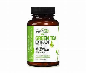 Puretea Green Tea Extract Review