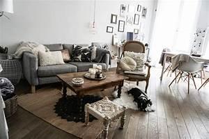 modele deco salon salle a manger 2 roomtour decoration With modele deco salon salle a manger