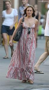 Mode Hippie Chic : leighton meester en mode hippie chic c 39 est tr s r ussi ~ Voncanada.com Idées de Décoration