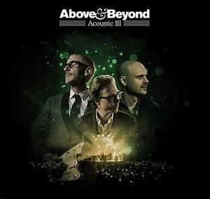 Above, U0026, Beyond, Announce, U0026, 39, Acoustic, Iii, U0026, 39, Album, U0026, Tour