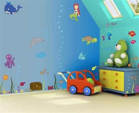 wall art decor ideas  kids room  decorative