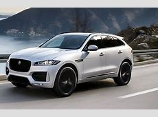 2018 Jaguar FPace Review, Price, Redesign 20192020