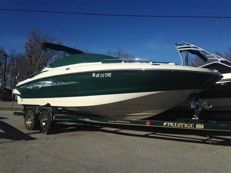 Crownline Boats Light by 2004 Crownline 240ex Boats For Sale