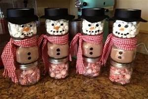 DIY Mason Jar Craft Ideas for Christmas (great homemade
