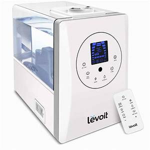 Levoit Humidifiers  6l Warm And Cool Mist Ultrasonic