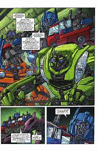 Transformers Dotm Rising Storm  3 Five Page Preview