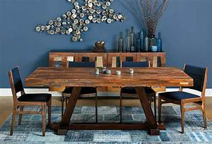 Mid-Century Modern - Max Dining Table - Contemporary
