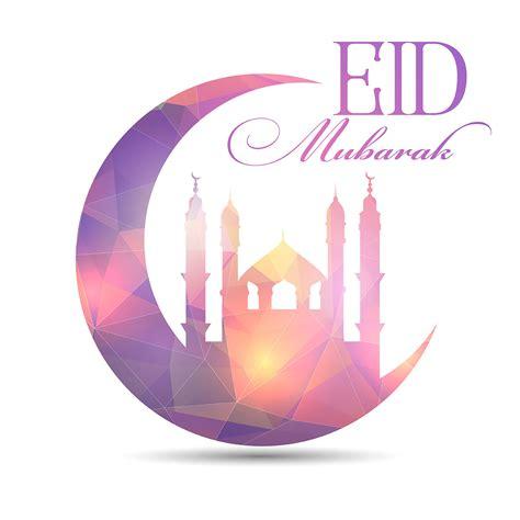 eid mubarak background   poly design
