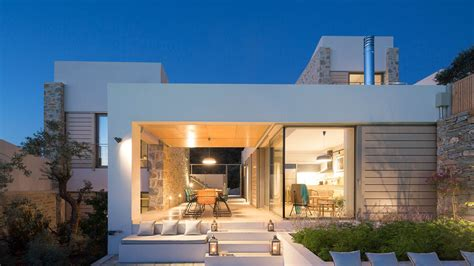 Moderne Häuser Am Meer pin by atrium hotel skiathos greece on atrium villas at