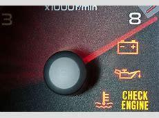 Check engine, czyli kontrolka silnika Co oznacza?
