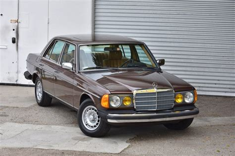 1984 mercedes benz 300cd turbodiesel for sale on bat auctions sold. The Durable Diesel - 1983 Mercedes-Benz 300D Turbo - WOB Cars