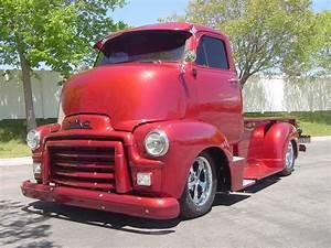 Cabover Beauty 1955 Gmc Sierra 1500 Custom Truck For Sale