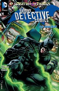 Batman in DETECTIVE COMICS # 16 (Mar 2013) D…