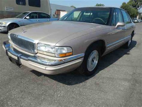 1991 Buick Park Avenue For Sale by Classic Buick For Sale On Classiccars 642 Available