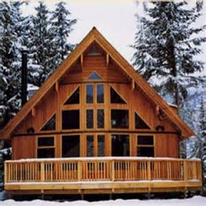 chalet style homes