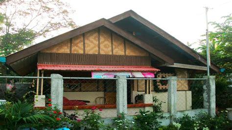 bahay kubo house design philippines