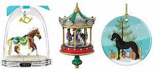 15 Best Horse Christmas Ornaments  U0026 Tree Decorations