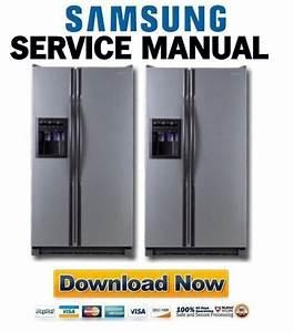 Samsung Rs2630sh Service Manual And Repair Guide