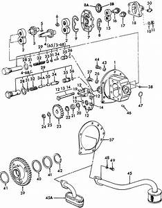 Ford 3000 Tractor Hydraulic Pump Diagram