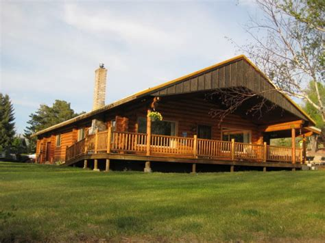 Double Wide Log Homes Mobile For A Bigger Living Space