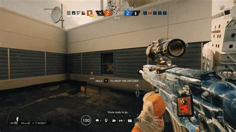 siege gifi quot more accurate vaulting animation while aiming quot rainbow6