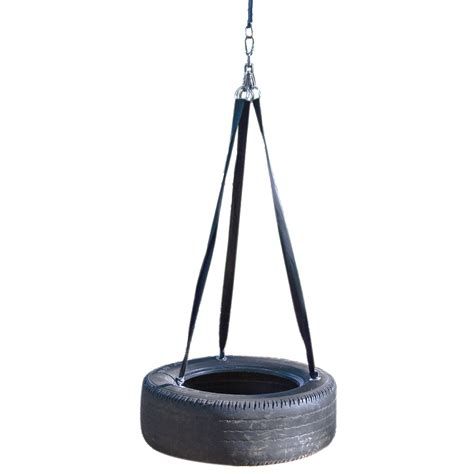 tire swing tire swing kit for trees or swing sets stainless steel