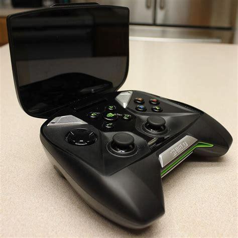 nvidia shield console shield portable
