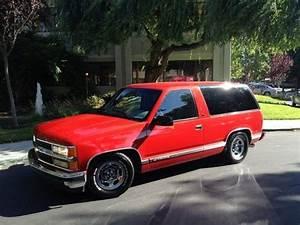Purchase Used 1998 Chevy Tahoe Ls 2 Door 2 Wheel Drive 95k