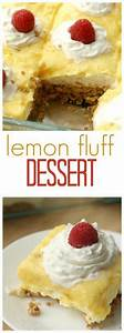 A, Light, And, Delicious, Lemon, Dessert, That, Is, So, Easy, To