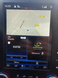 R Link 2 Coyote : r link 2 topic unique touche tablette scenic connecter gris e p0 plan te renault ~ Medecine-chirurgie-esthetiques.com Avis de Voitures