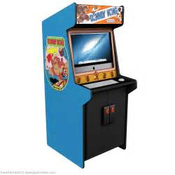 Long Console Cabinet by Arcade Cabinet Standing Desk Dave S Geeky Ideas