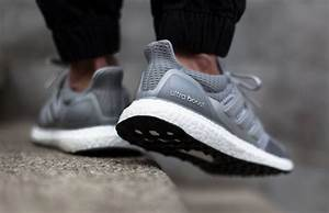 See How the 'Metallic Silver' adidas Ultra Boost Looks On ...