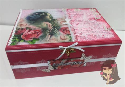 caixa organizadora echarpes no elo7 raquel leal meu cantinho de artes 43ff39