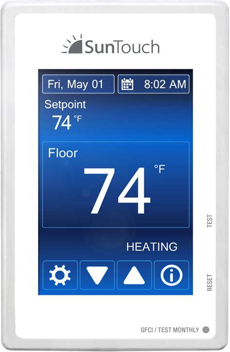 Suntouch Floor Heating Manual by 100 Suntouch Floor Warming Kit Suntouch Mats