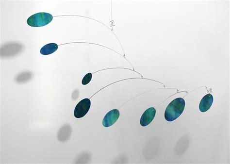 Calder Mobile Sculptures by Handmade Ceiling Mobile Hanging Sculpture Calder