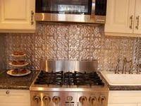 glass backsplash kitchen 10 best metal backsplash images on backsplash 4563
