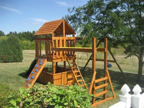 build childrens playset plans diy  kids wood project ideas huskyaso