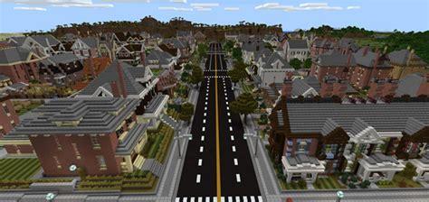 The Neighborhood  Minecraft Pocket Edition Maps & Mods