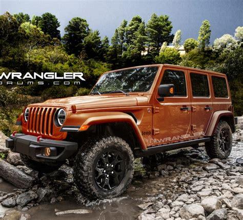 diesel jeep wrangler 2018 jeep wrangler rubicon diesel spied 2018 jeep