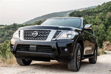2019 nissan armada 2019 nissan armada becomes even more compelling thanks to