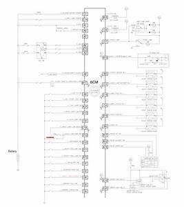 Kia Soul  Circuit Diagram - Bcm  Body Control Module