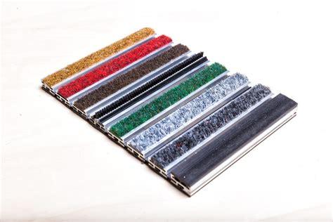 zerbino tecnico zerbino tecnico in alluminio mit17 mat in italy
