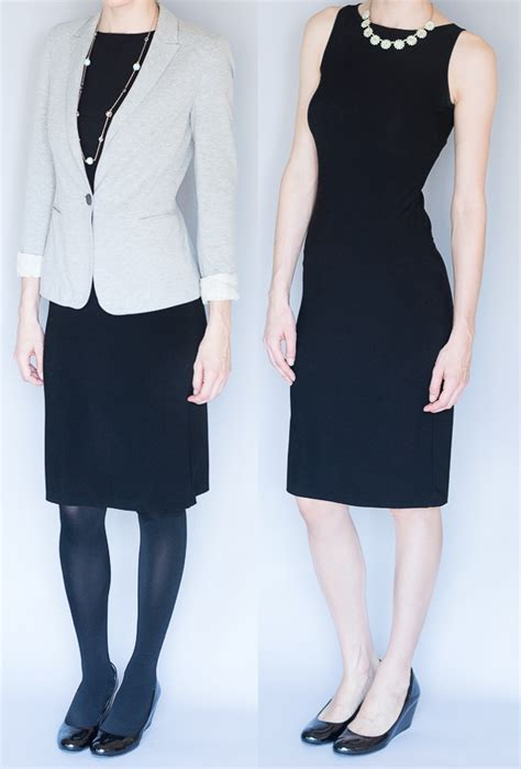 ways  dress  capsule wardrobe