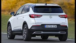 Opel Grand Land X : 2018 opel grandland x ultimate 2 0 turbo diesel 177 hp youtube ~ Medecine-chirurgie-esthetiques.com Avis de Voitures
