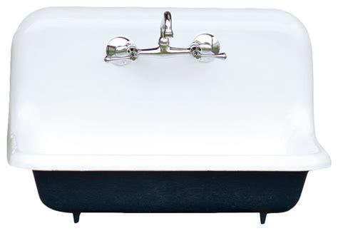 kitchen cabinet for sink top ten wall mount farmhouse sink 5411