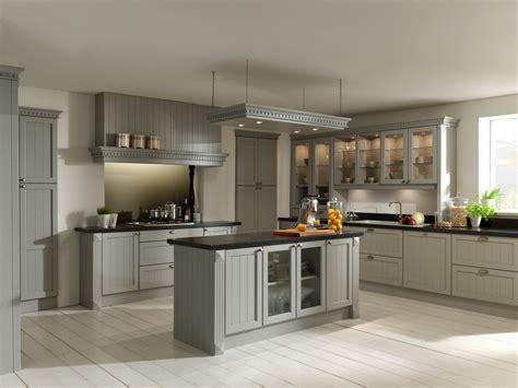 modele de cuisines cuisine équipée cottage cuisiniste st nazaire